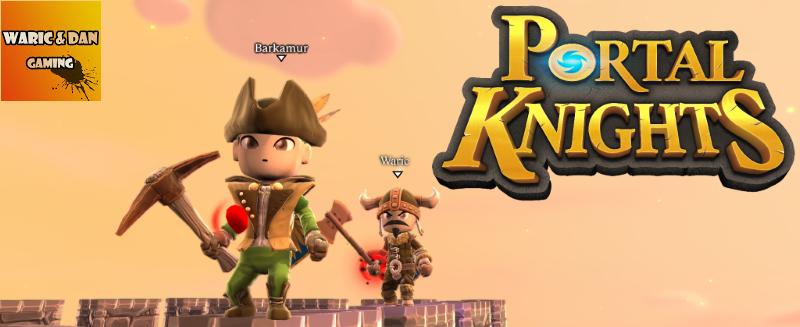 Portal Knights - épisode 14