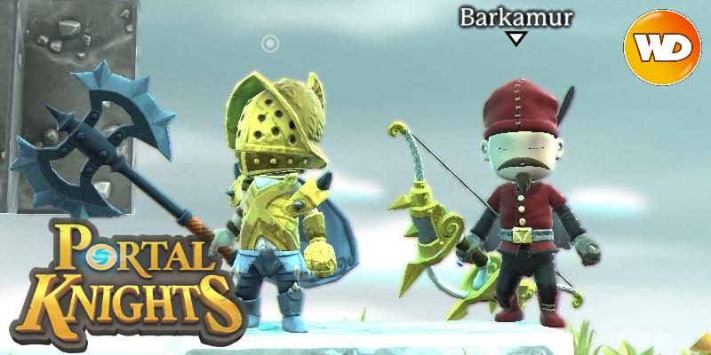 Portal Knights - épisode 16