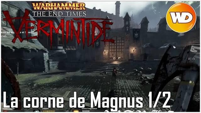 Warhammer The End of Times: La corne de Magnus 1 sur 2