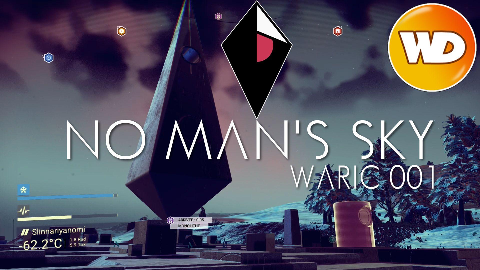 No man's Sky - FR - waric 001