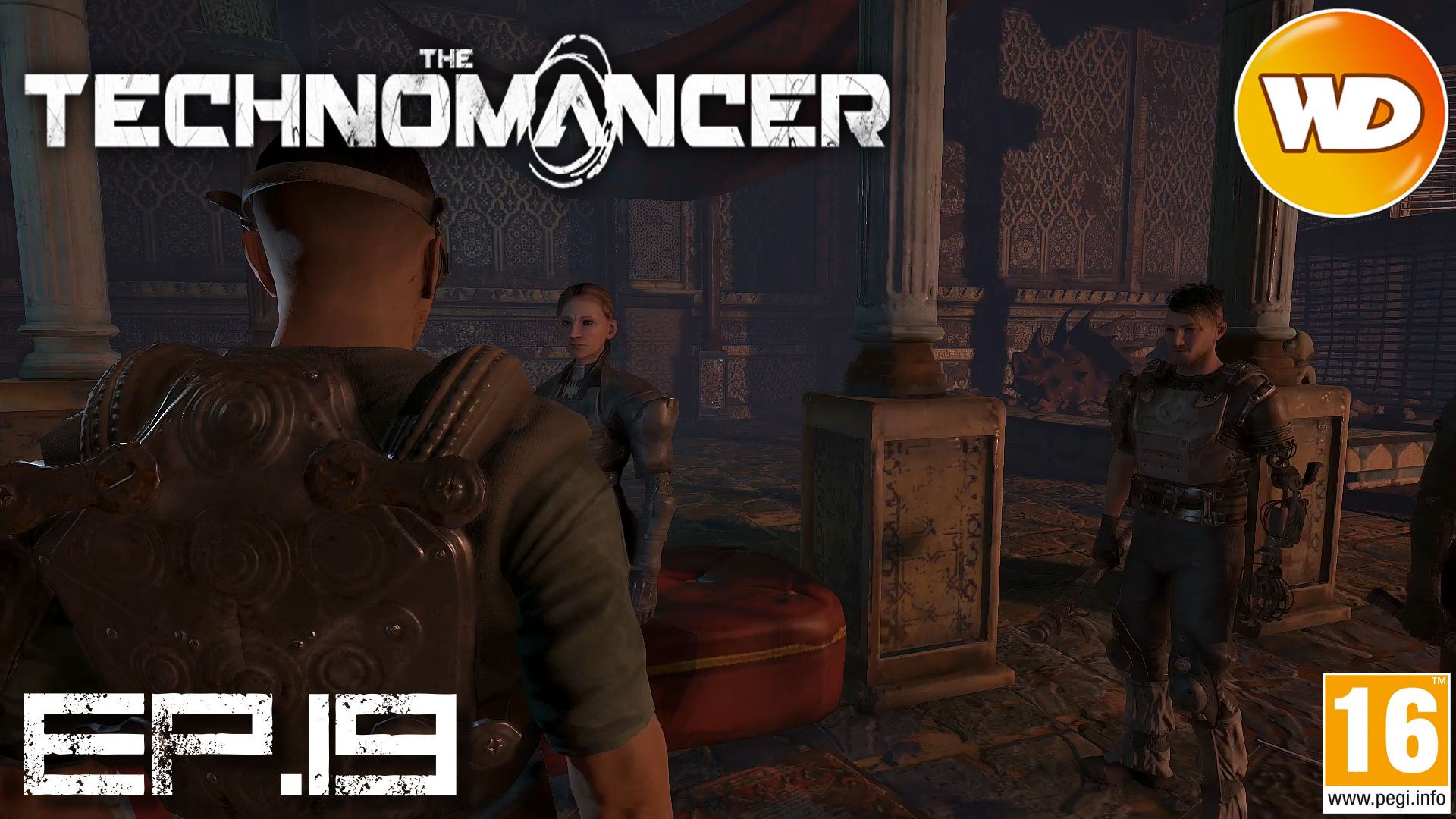 The Technomancer - FR - walkthrough - épisode 19