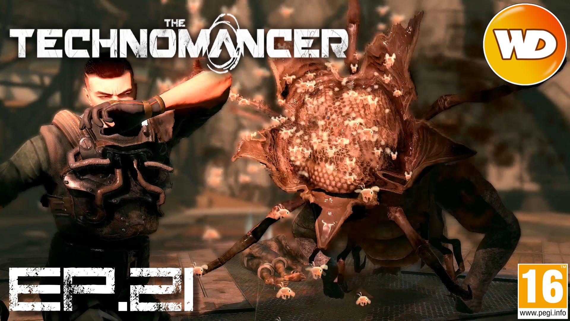 The Technomancer - FR - Walkthrough - épisode 21
