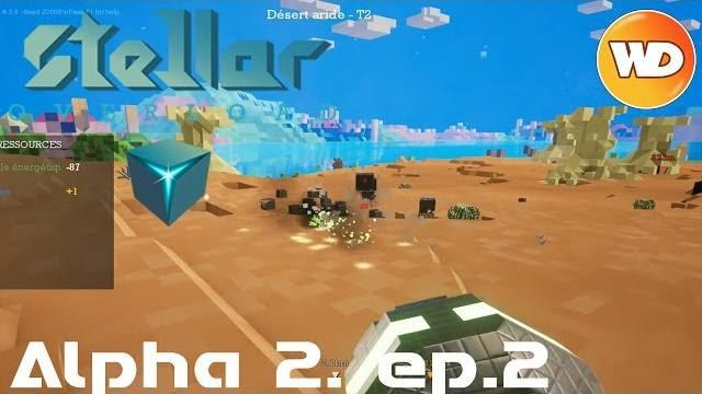 Stellar Overload – FR – Coop – Alpha 2 - épisode 2
