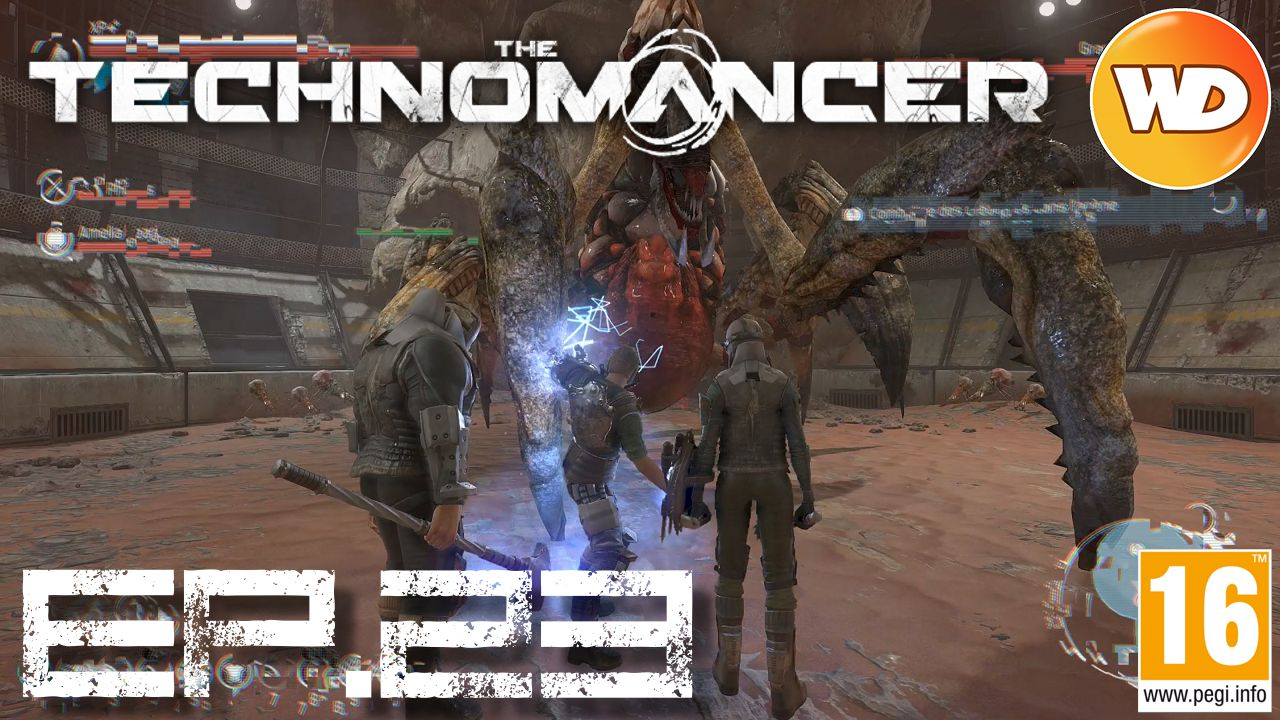 The Technomancer - FR - Walkthrough - épisode 23