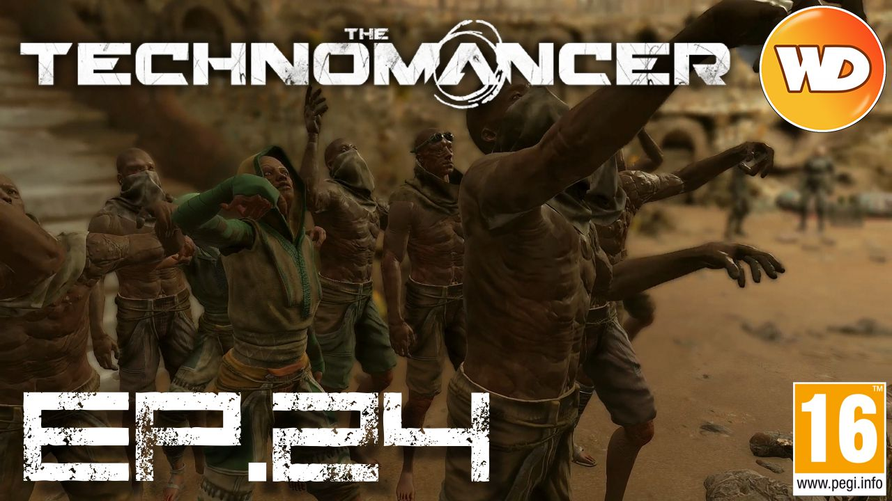The Technomancer - FR - Walkthrough - épisode 24 - coup d'état