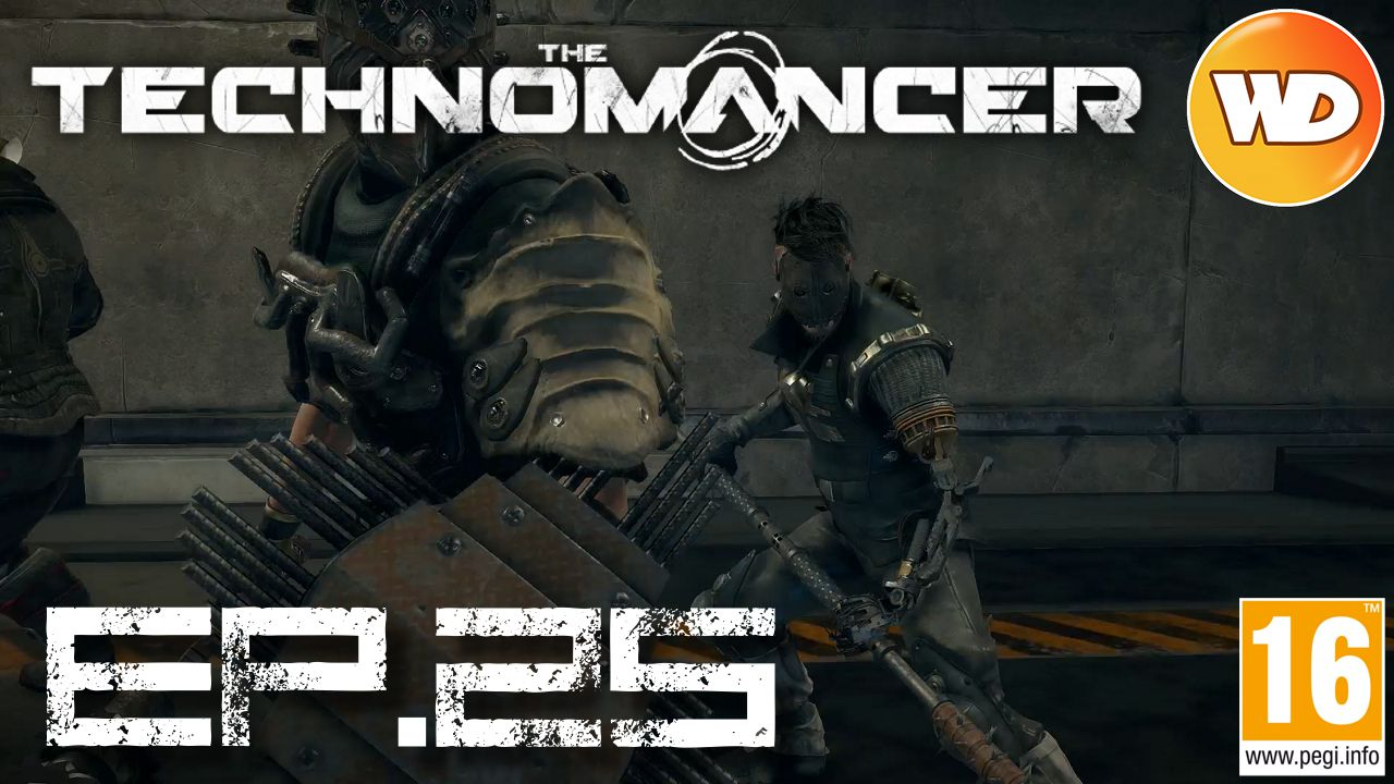 The Technomancer - FR - Walkthrough - épisode 25 - L'assemblée du peuple
