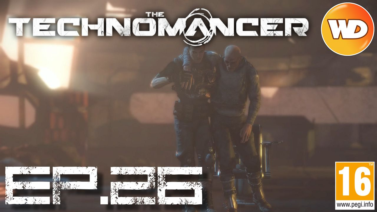 The Technomancer - FR - Walkthrough - épisode 26 - Patience