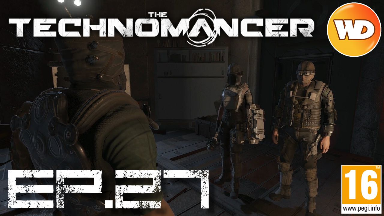 The Technomancer - FR - Walkthrough - épisode 27 - Plans de Mark Reacher
