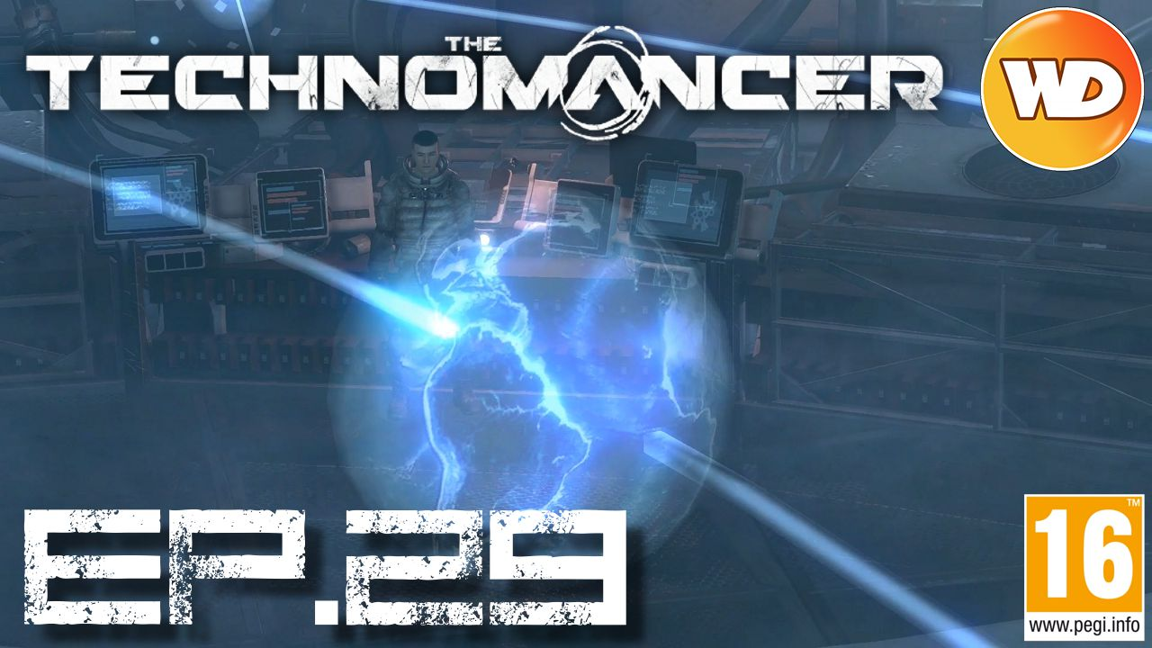 The Technomancer - FR - Walkthrough - épisode 29 - allo la terre ? - FIN