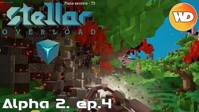 Stellar Overload – FR – Coop – Alpha 2 ROKH CAMP – épisode 4