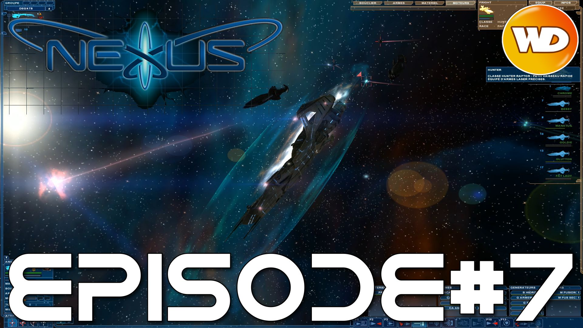 Nexus The Jupiter Incident - FR - épisode 7 - Raid Raptor