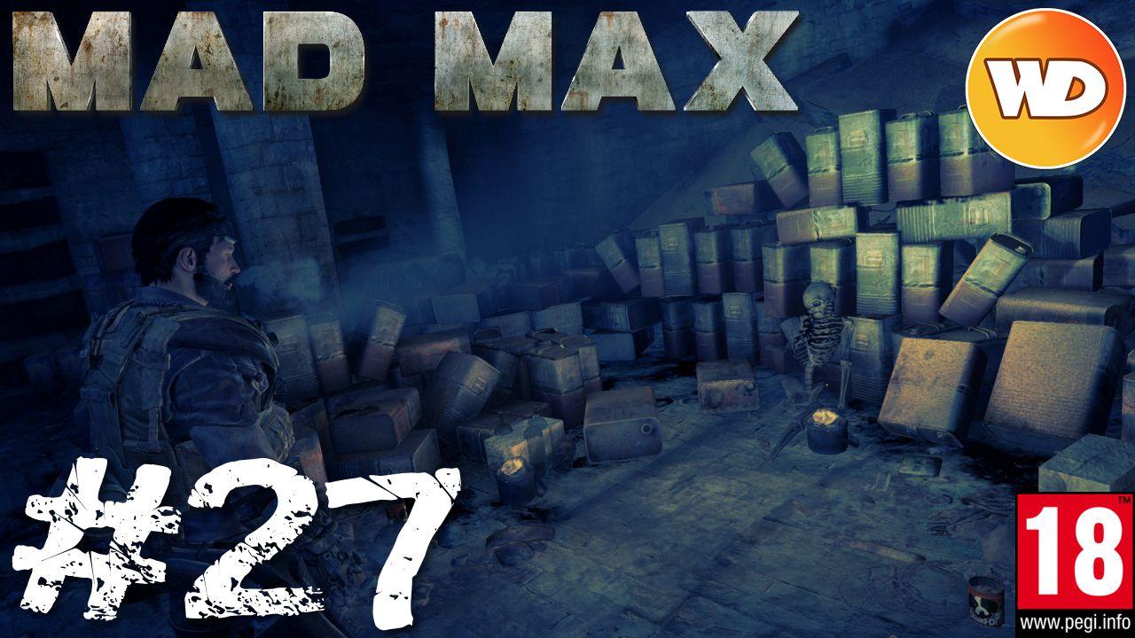 Mad Max - FR - Walkthrough - épisode 27 - Notre pain quotidien