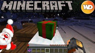 Minecraft - FR - A job for christmas