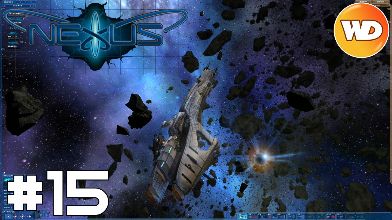 Nexus The Jupiter Incident - FR - Mission 15 - Les mechanoids