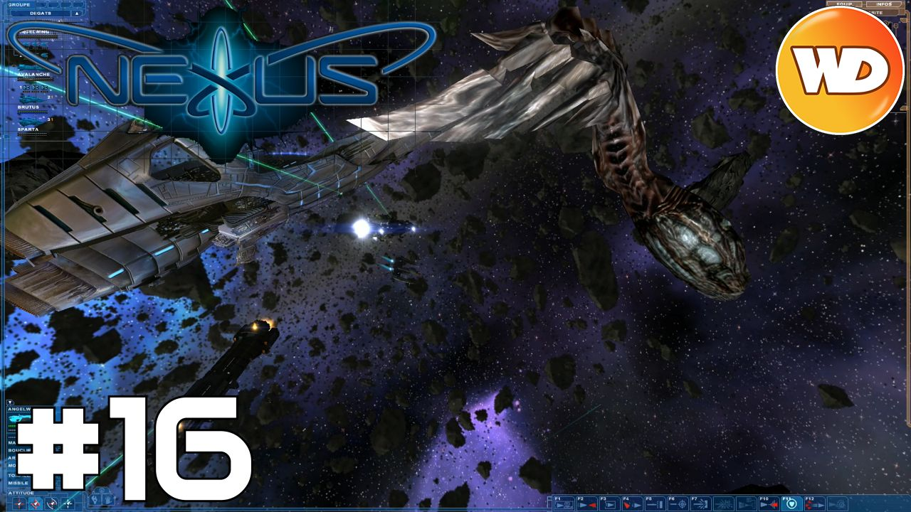 Nexus The Jupiter Incident - FR - Mission 16 - Les Locustes