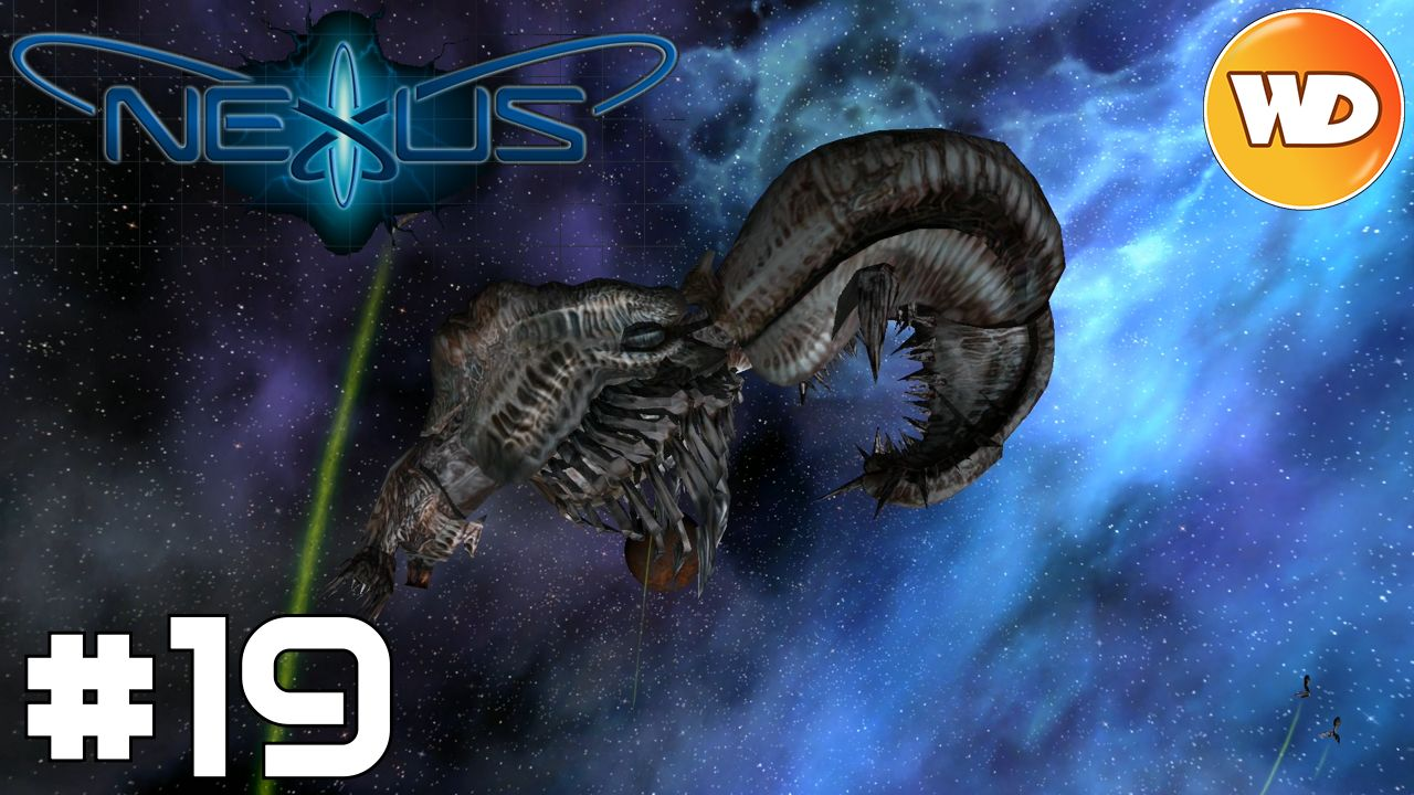 Nexus The Jupiter Incident - FR - Mission 19 - La Reine locuste