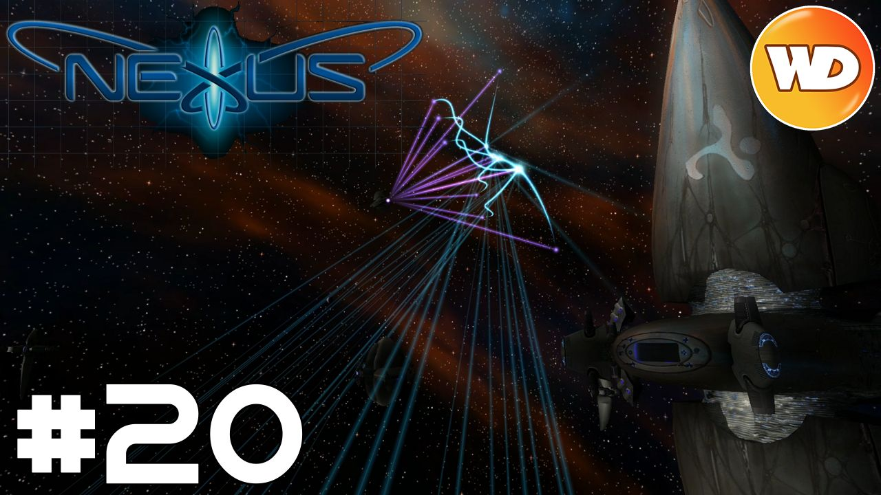 Nexus The Jupiter Incident - FR - Mission 20 - Porte Alpha