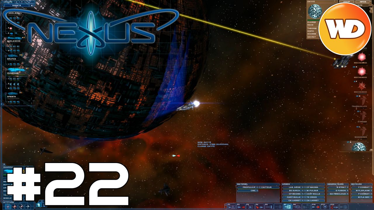 Nexus The Jupiter Incident - FR - Mission 22 - La chute des Vardargs