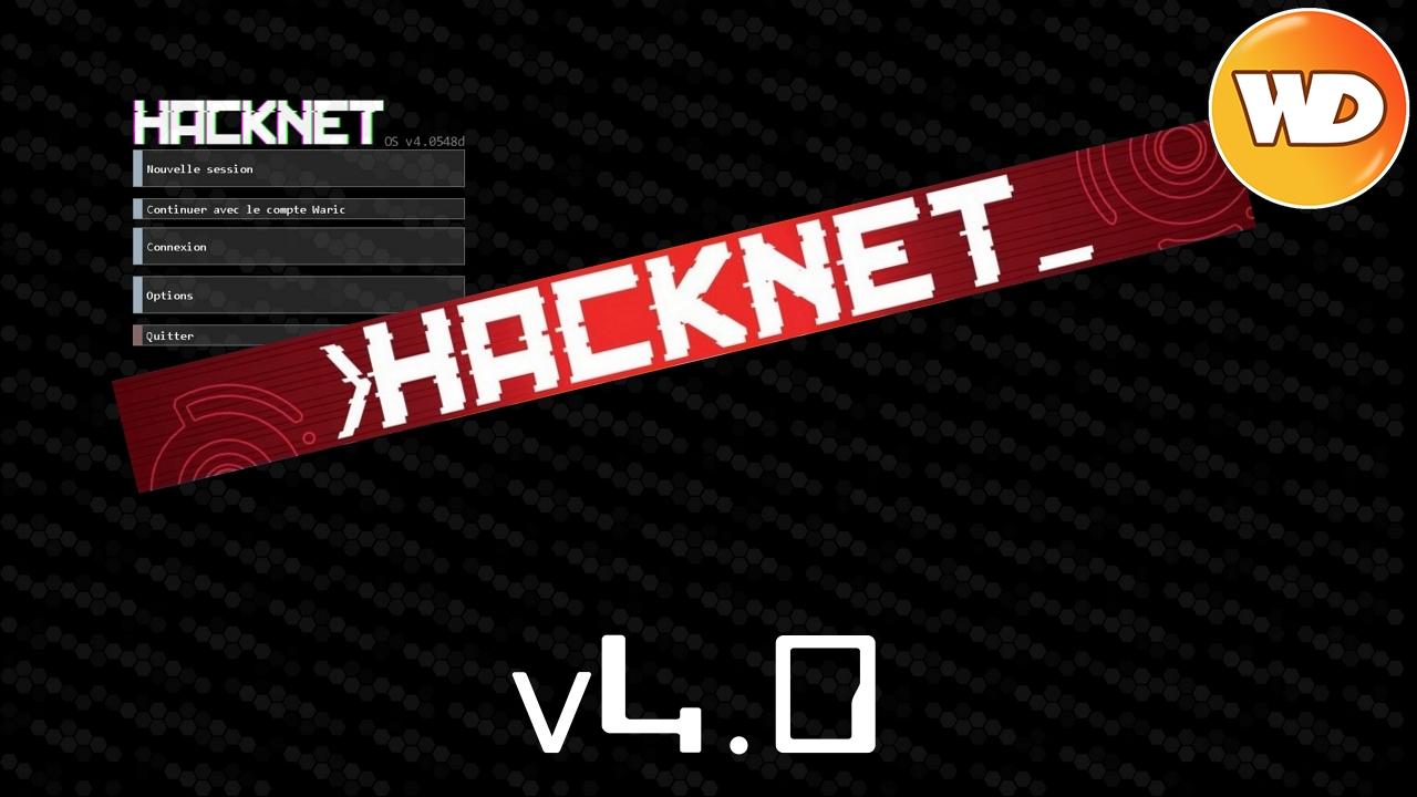 Hacknet - FR - Let's Play - épisode 4 - Scan d'appareil eOS