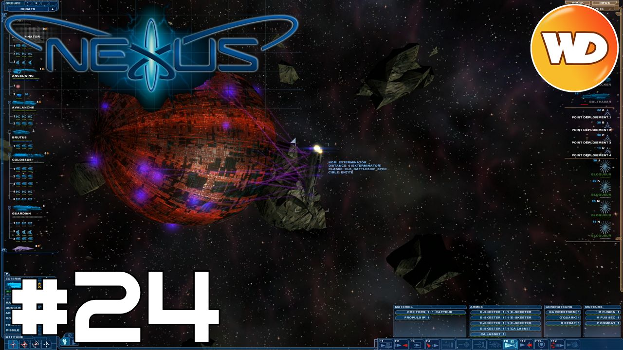 Nexus The Jupiter Incident - FR - Mission 24 - Briseurs de blocus
