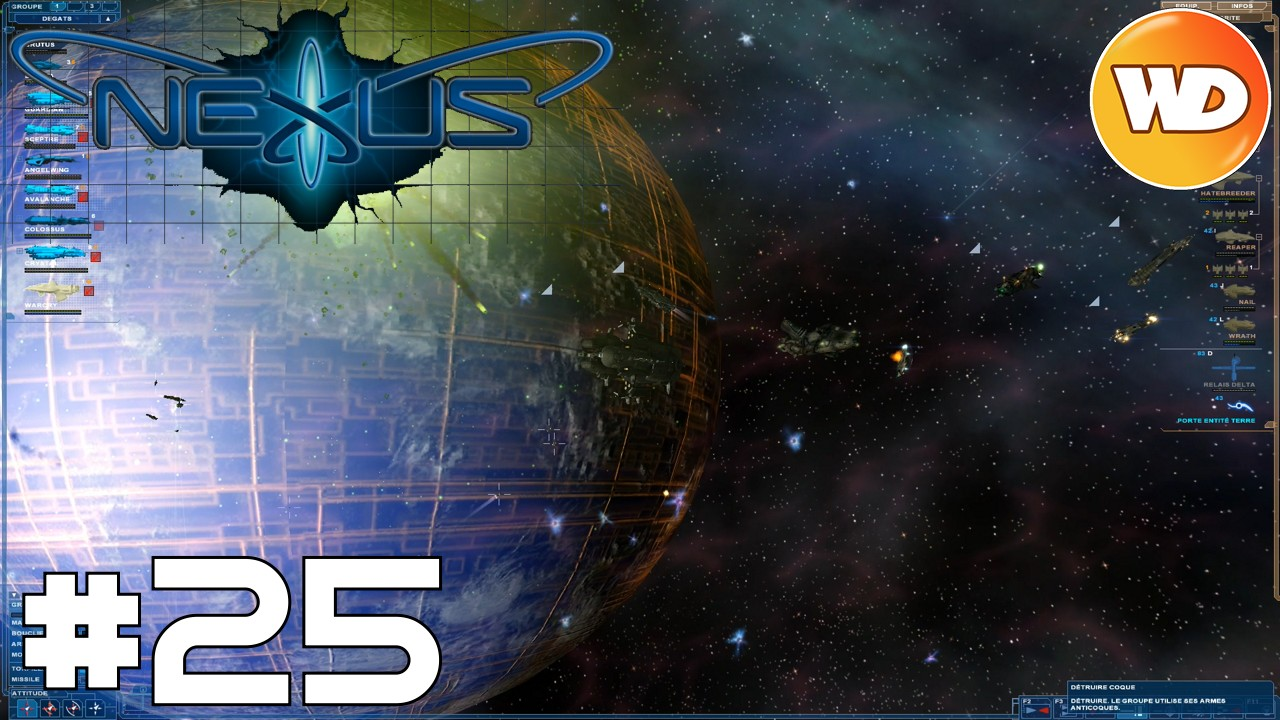 Nexus The Jupiter Incident - FR - Mission 25 - La bataille pour la Terre
