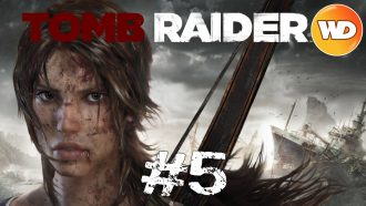 Tomb Raider - FR - Let's Play - épisode 5 - La tour radio
