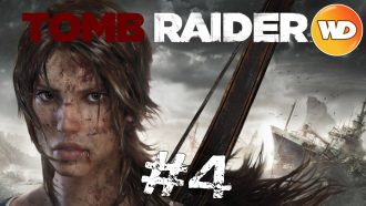 TombRaider - FR - Let's Play - épisode 4 - Vertical limit