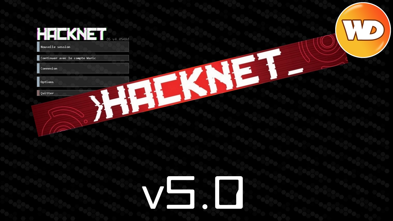 Hacknet - FR - Let's Play - épisode 5 - X-C Project