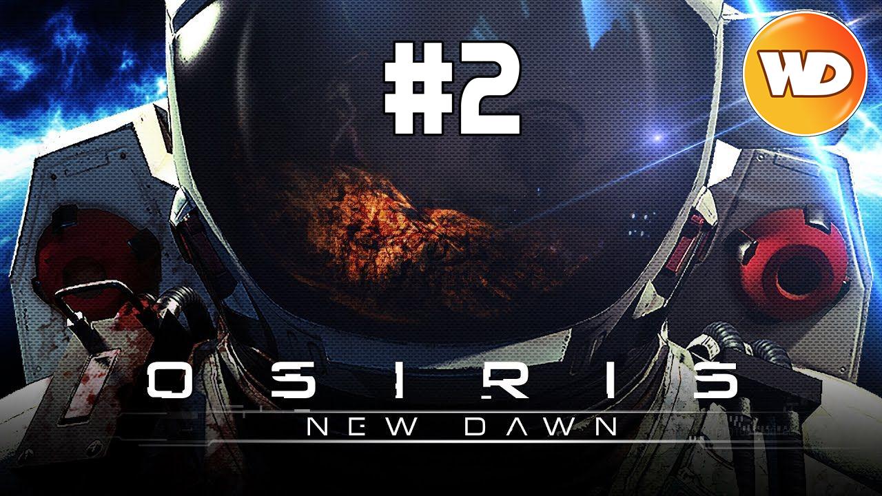 Osiris New Dawn - FR - Let's Play Coop - épisode 2 - première grotte