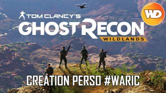 Tom Clancy's Ghost Recon Wildlands - FR - Création du personnage Waric