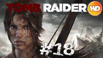 Tomb Raider - FR - Let's Play - épisode 18 - Le sanctuaire de l'abîme