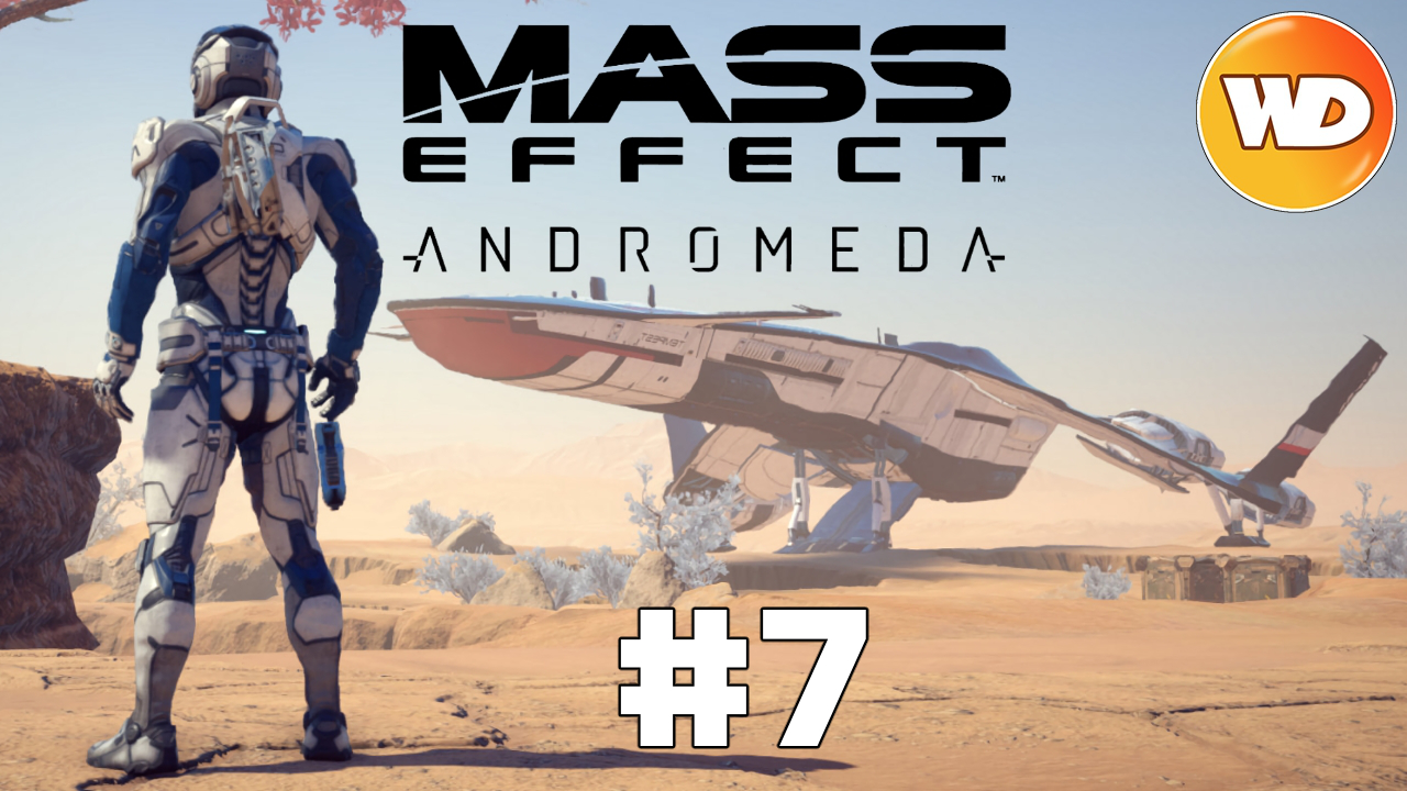 Mass Effect Andromeda - FR - Let's Play - épisode 7 - Le caveau d'Eos