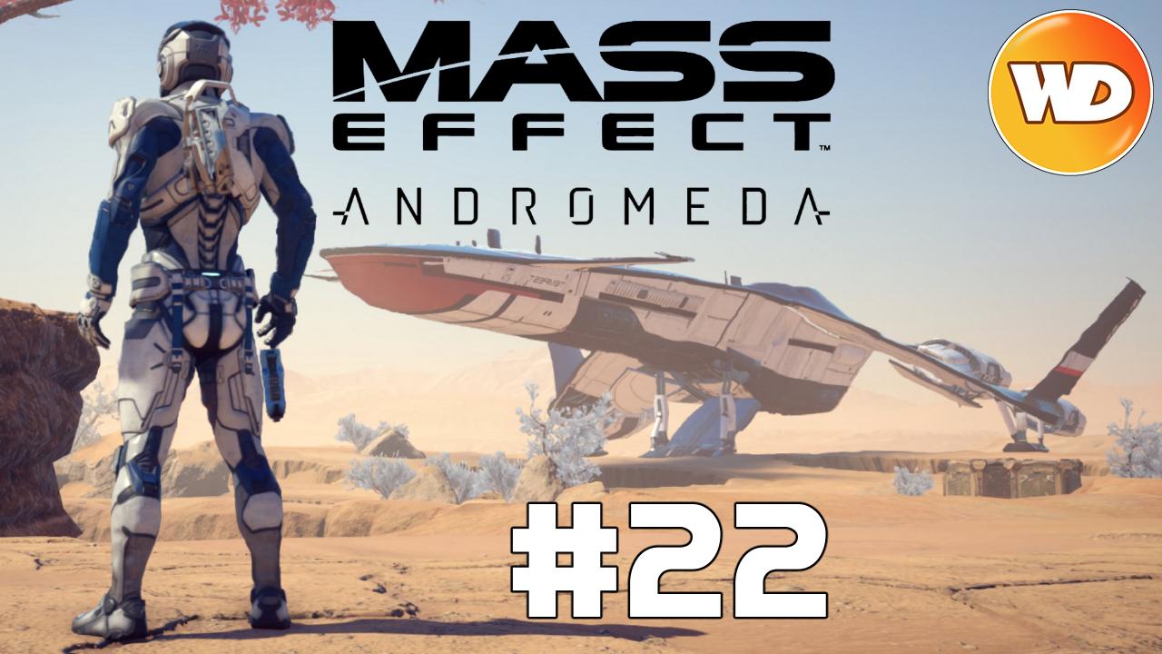 Mass Effect Andromeda - FR - Let's Play - épisode 22 - Monolithes de Voeld