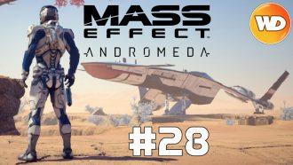 Mass Effect Andromeda - FR - Let's Play - épisode 28 - Les monolithes de Kadara