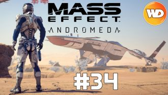 Mass Effect Andromeda - FR - Let's Play - épisode 34 - Ami ou Ennemi