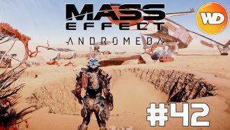 Mass Effect Andromeda - FR - Let's Play - épisode 42 - Le caveau d'Elaaden