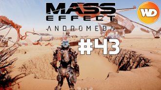 Mass Effect Andromeda - FR - Let's Play - épisode 43 - Avant poste d'Elaaden
