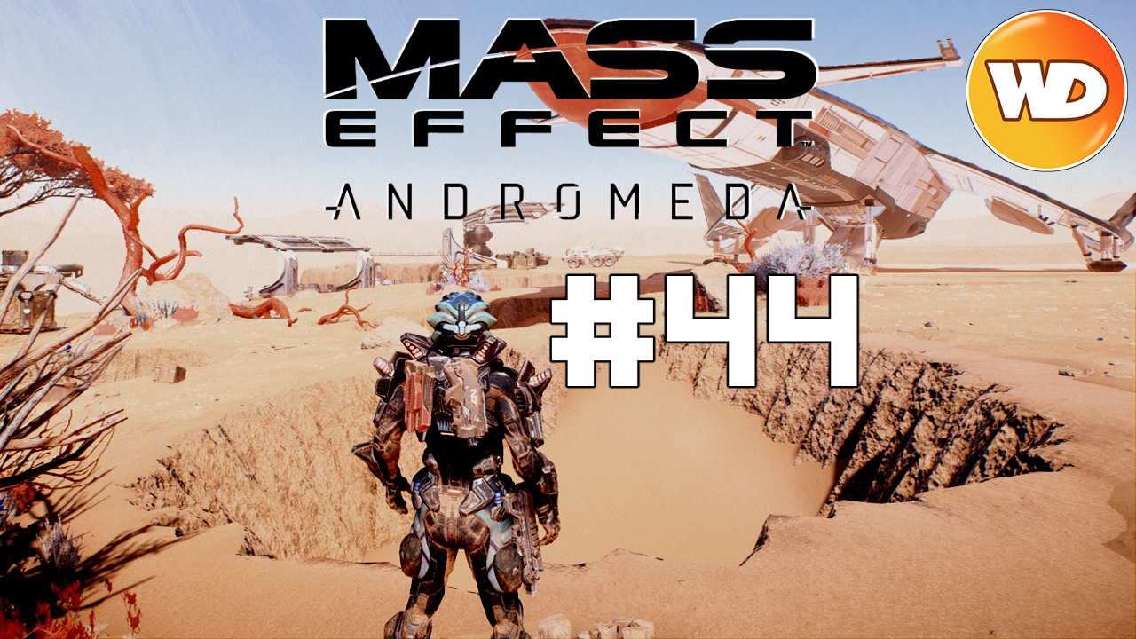 Mass Effect Andromeda - FR - Let's Play - épisode 44 - Peebee