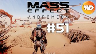 Mass Effect Andromeda - FR - Let's Play - épisode 51 - Le voyage vers Méridiane