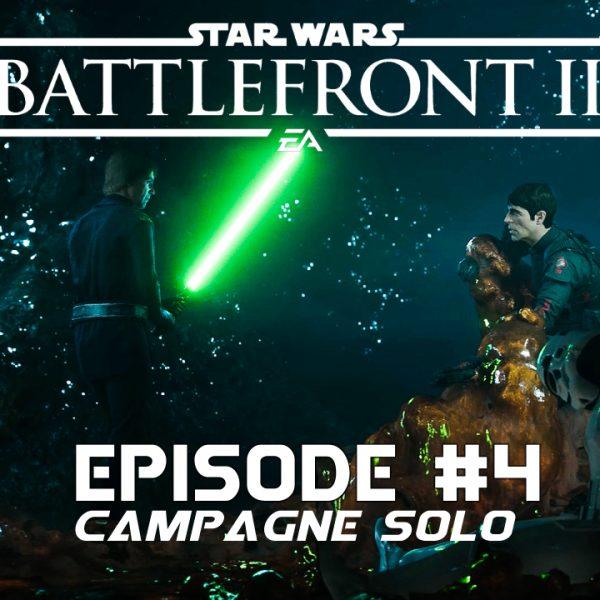 Star Wars Battle Front 2 - Let's Play - FR - #4 Mission 3 L'Observatoire