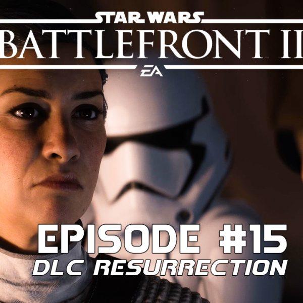 Star Wars Battle Front 2 - Let's Play - FR - #15 DLC Mission 2 Cendres de l'empire