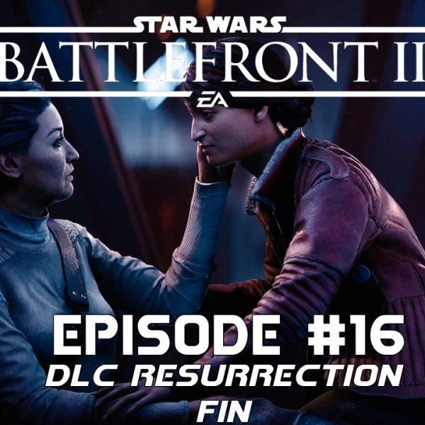 Star Wars Battle Front 2 - Let's Play - FR - #16 DLC Mission 3 Inferno