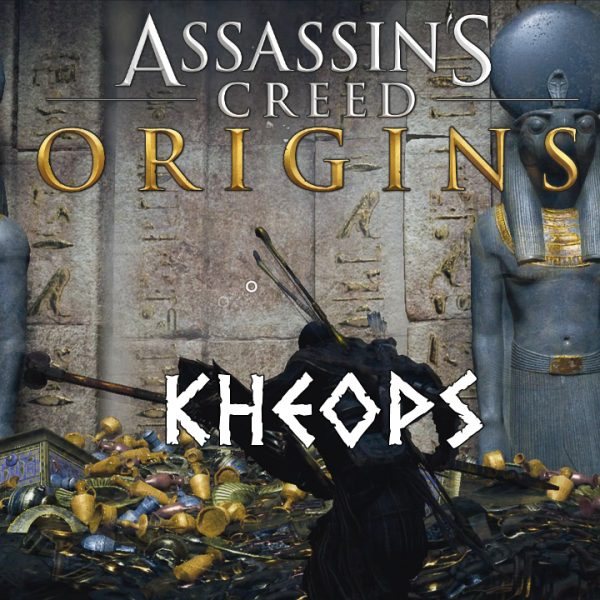 Assassin's Creed Origins - FR - Let's play - Tombeau de Khéops