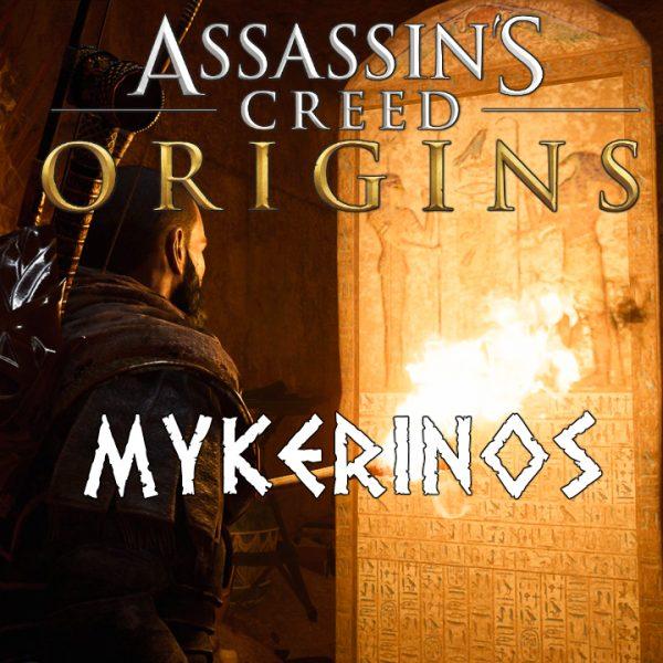 Assassin's Creed Origins - FR - Let's play - Tombeau de Mykérinos