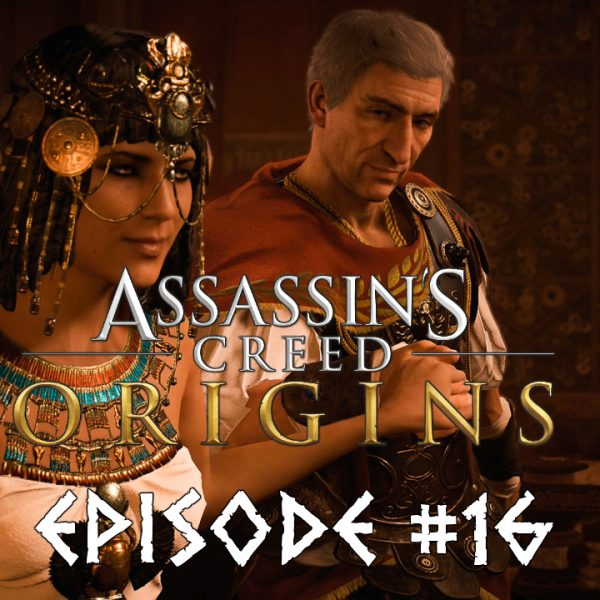 Assassin's Creed Origins - FR - Let's play - Episode 16 - Le Scorpion Pothinus