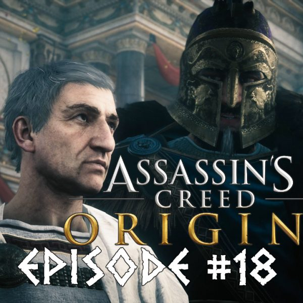 Assassin's Creed Origins - FR - Let's play - Episode 18 - Le chute d'un empire (Le Chacal Septimius)