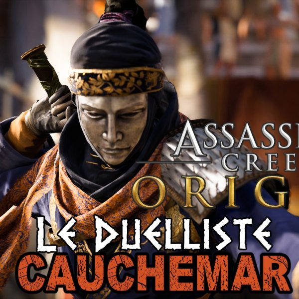 Assassin's Creed Origins - FR - Let's play - Le gladiateur Le Duelliste à Cyrène (mode cauchemar)