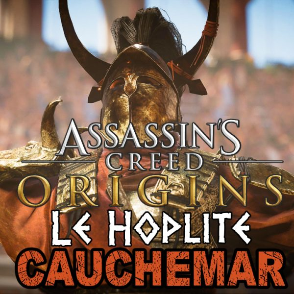 Assassin's Creed Origins - FR - Let's play - Le gladiateur Le Hoplite à Cyrène (mode cauchemar)