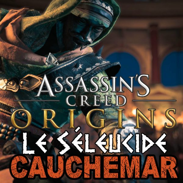 Assassin's Creed Origins - FR - Let's play - Le gladiateur Le Séleucide à Cyrène (mode cauchemar)
