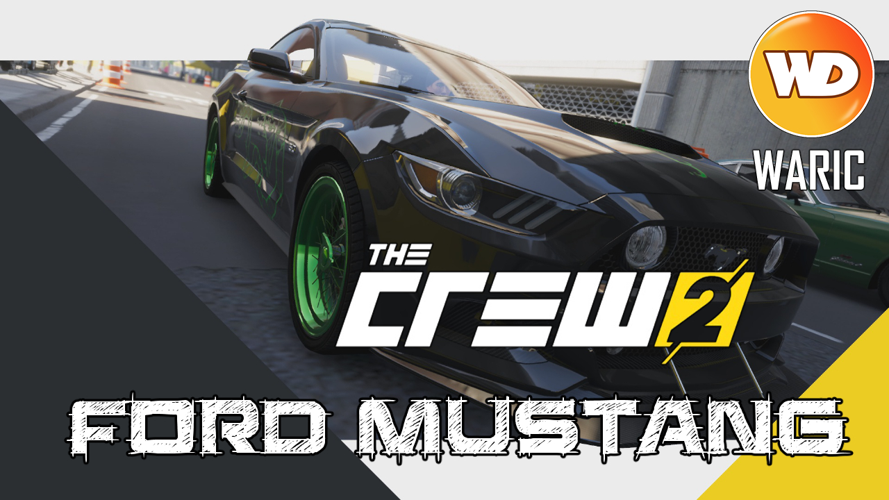 the crew 2 beta fr gameplay street racing ford gt waric gaming. Black Bedroom Furniture Sets. Home Design Ideas